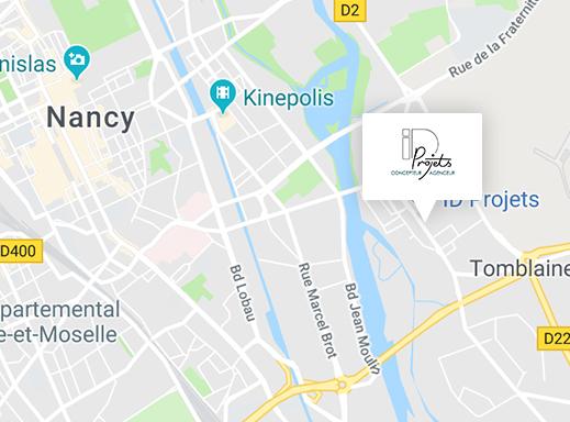 ID Projets - Nancy (Lorraine, Grand Est)