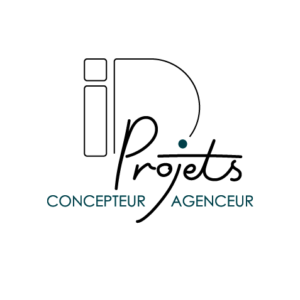 Logo ID Projets - rond